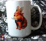 Ikari Rabbit: The Mug