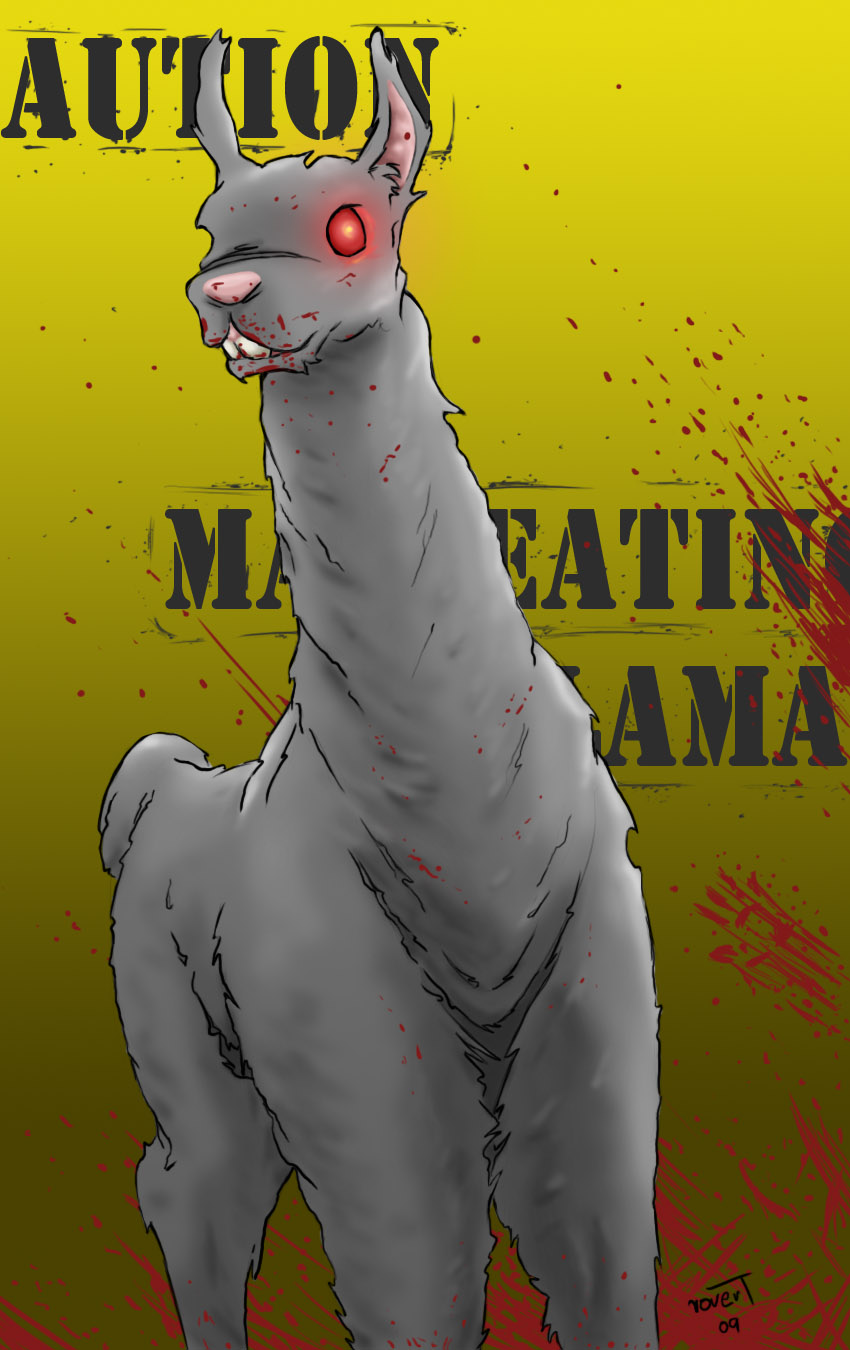 Man-Eating-Llama's Profile Picture