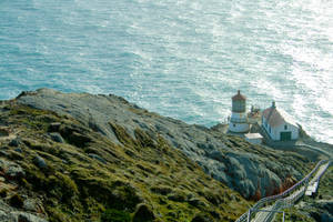 Light house at Point Reyes 3