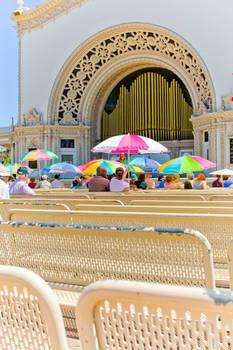Organ Pavilion