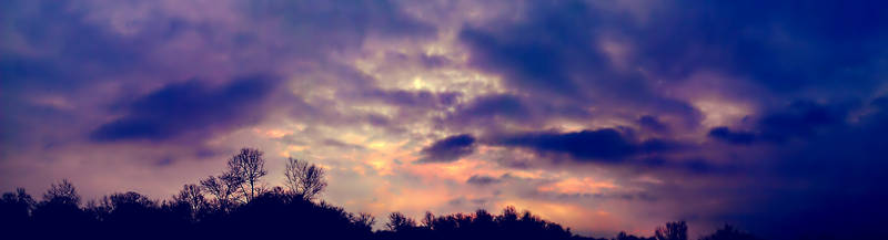 Wood Dale Panorama: 03 by TropicalxLondon