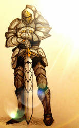 Knight Creation (Random) by Nolan-The-Dragconic