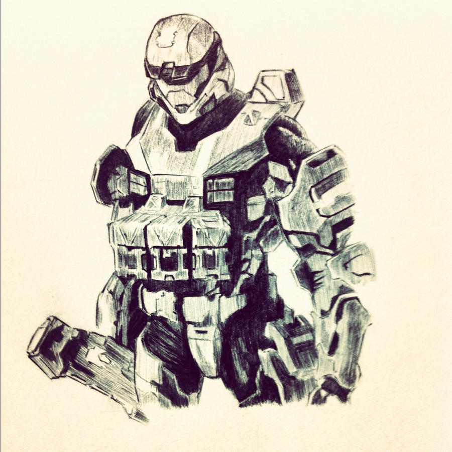 Halo reach by pro-biro