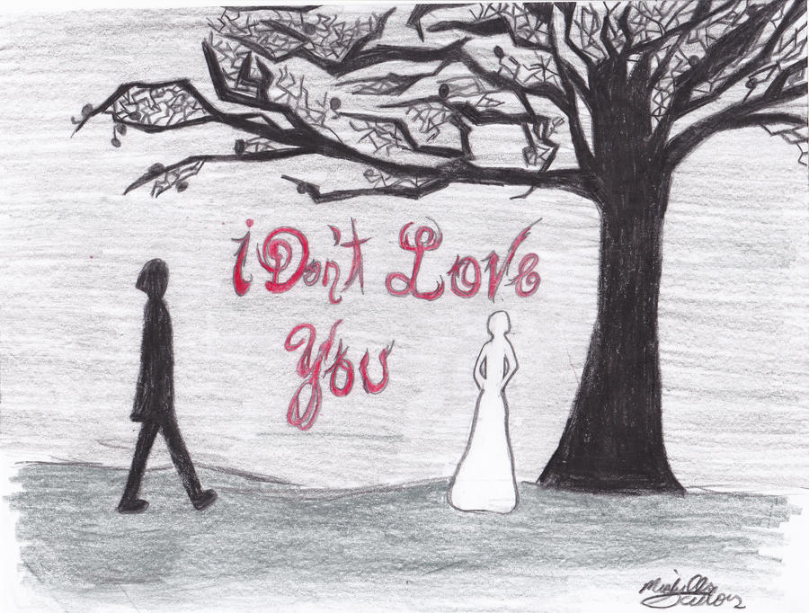 I Don't Love You MCR by KilljoyShellyShooter
