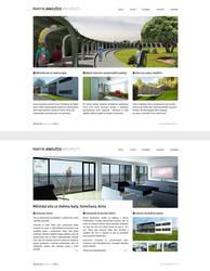 Architecture portfolio by exarion-cz