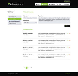 Administration design v2 by exarion-cz