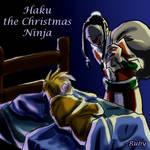Naruto - Haku the X-mas Ninja