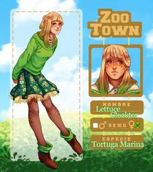 ZT - Lechuga - Tortuga Marina