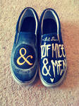 Of Mice and Men shoes