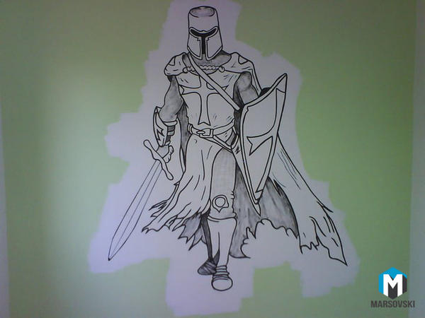 Wall paint 2 by Marsovski