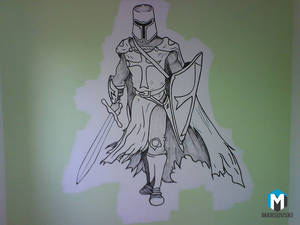 Wall paint 2