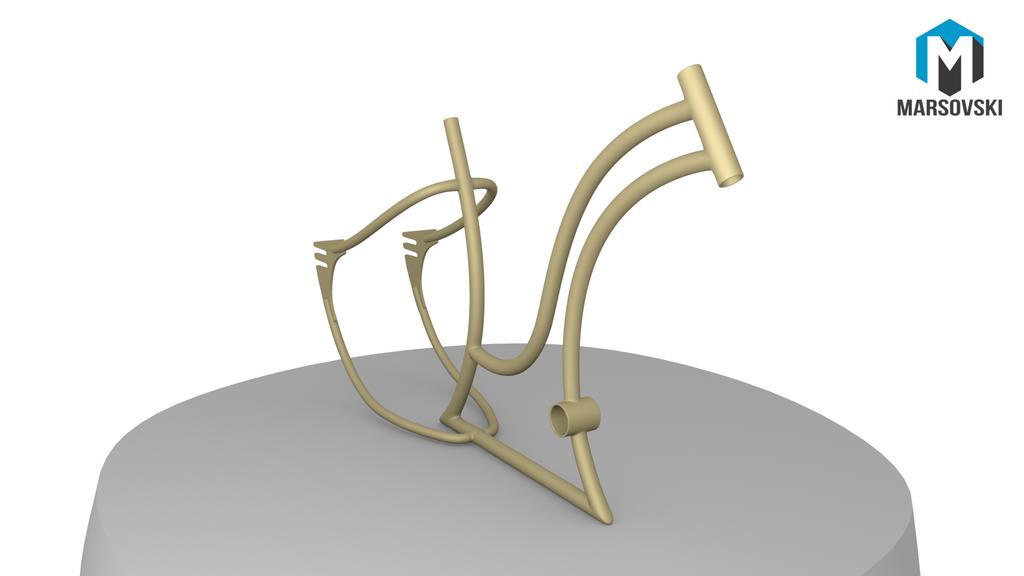 Bicycle Frames by Marsovski