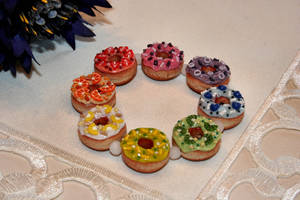 Donuts Bracelet by SpankTB