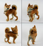 Such Shiba Many Clay by SpankTB