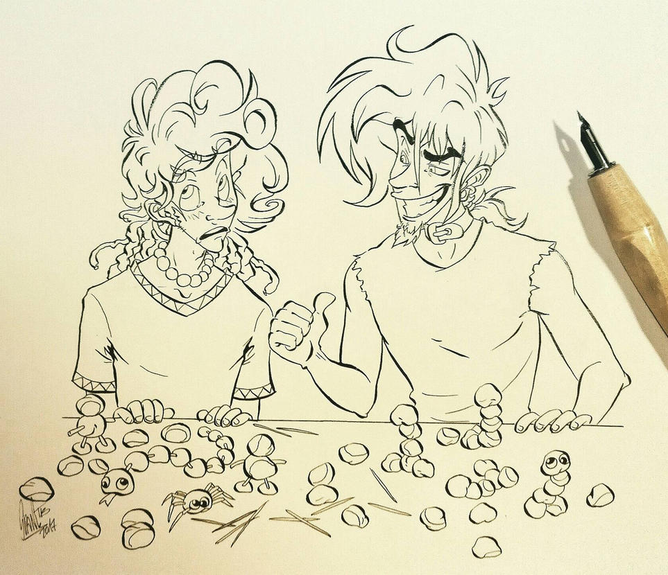 Chestnuts by SpankTB