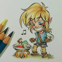 cooking with link