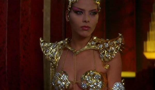 Princess Aura From Flash Gordon Untitled by Superheroi...