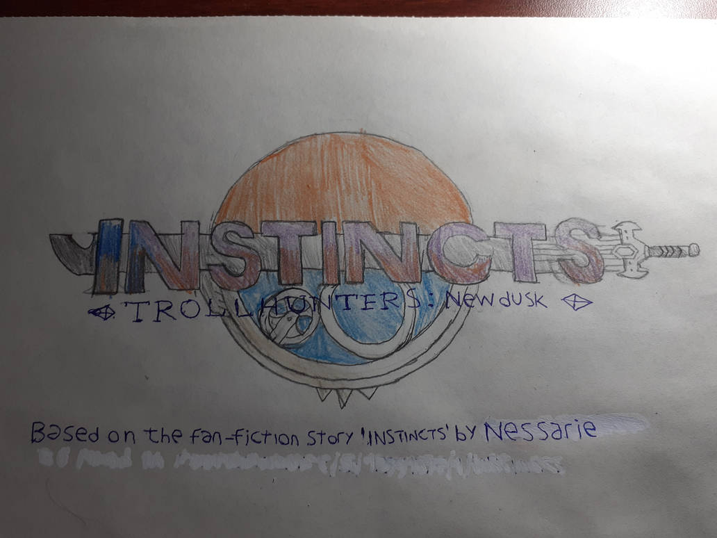 Instincts- Trollhunters: New dusk Logo