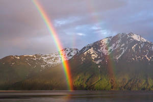 Turnagain Rainbows by MSimpsonPhotos