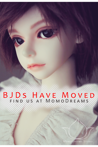 BJDs Are Moving by Salacia-Mao