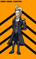 Vigilante Character