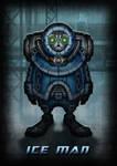 Megaman Redesign: Ice Man