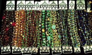 Chunky Bracelets - Indian Stones