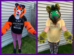 Tiger has been SOLD, K9 Dragon still FOR SALE