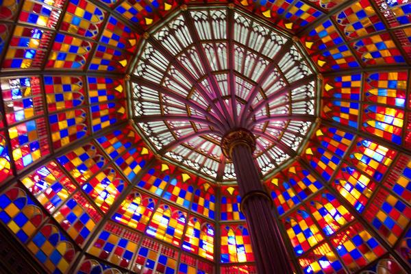 Rotunda by MajinVivi0