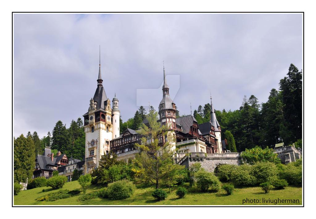 Peles Castle BV03 by liviugherman