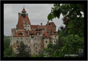 Bran Castle by liviugherman