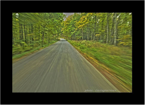 perspective speed HDR