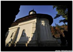 Slatina Monastery by liviugherman