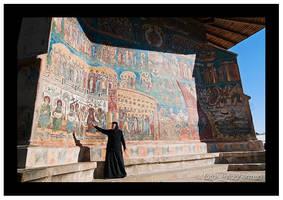 Voronet Monastery III by liviugherman