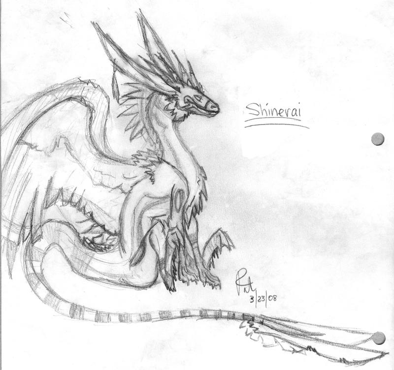 Shinerai... by dragonPo