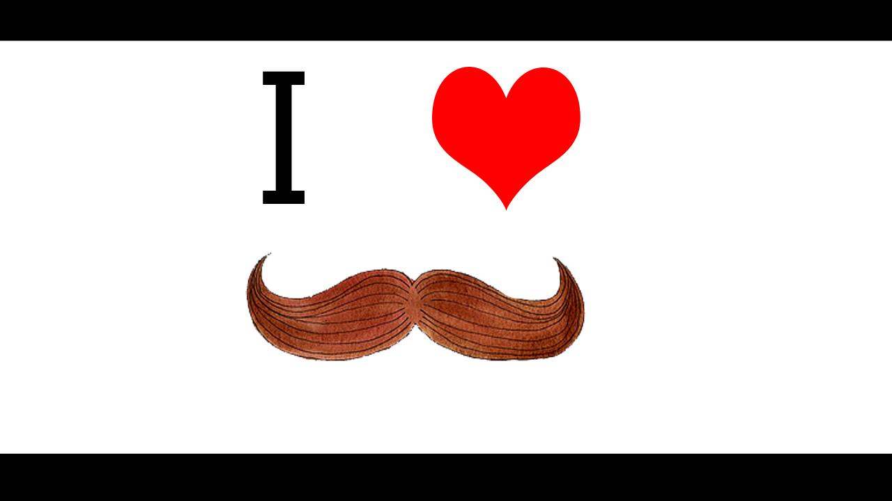 i love moustaches by koanzey on deviantart