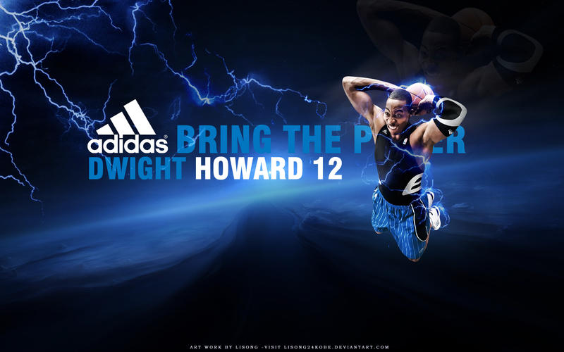dwight howard wallpaper bring the power by lisong24kobe