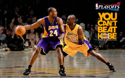 You can't beat Kobe Wallpaper by lisong24kobe