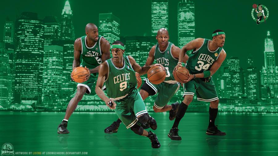 Boston Celtics Wallpaper by