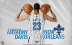 Anthony Davis Hornets Wallpaper