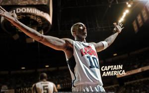 Captain America Kobe Bryant Wallpaper by lisong24kobe