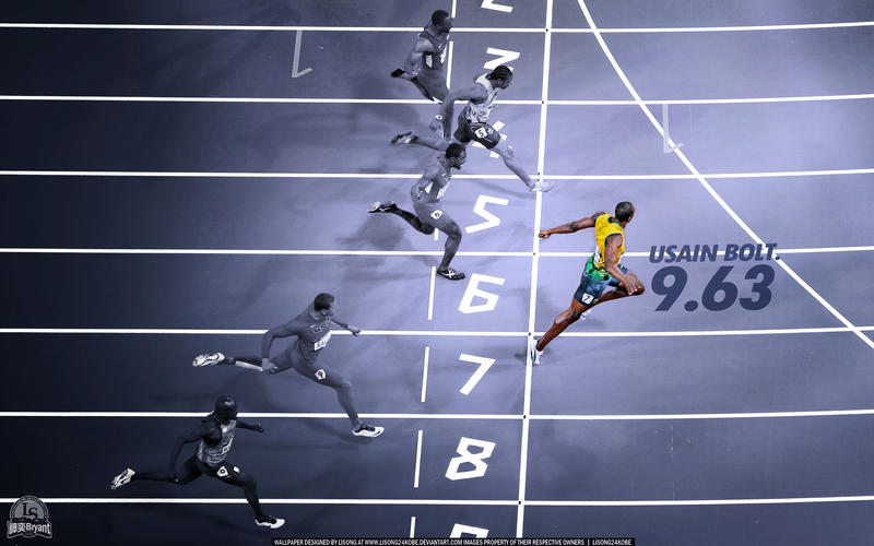 Usain Bolt 963s Wallpaper By Lisong24kobe