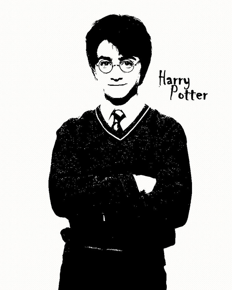 Little Harry Potter by lisong24kobe on DeviantArt