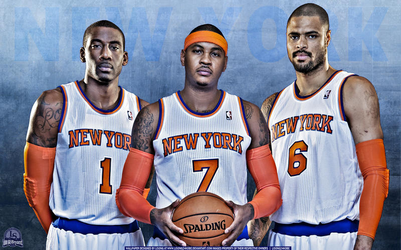 New York Knicks Wallpaper by lisong24kobe on DeviantArt