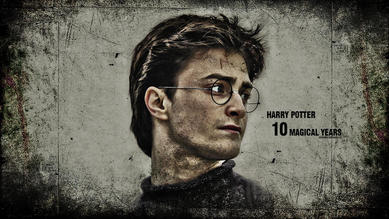 HP Wallpaper by lisong24kobe