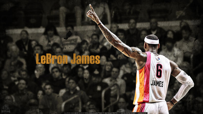 LeBron James Wallpaper By Lisong24kobe