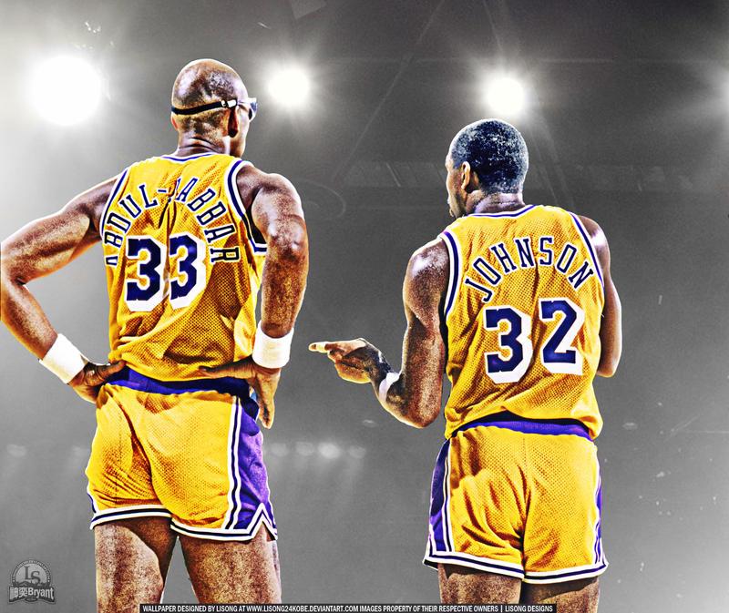 basketball nba usa michael jordan magic johnson wallpaper and ...