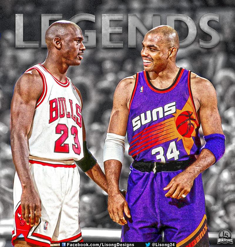 1993 NBA Finals: Legends by lisong24kobe on deviantART