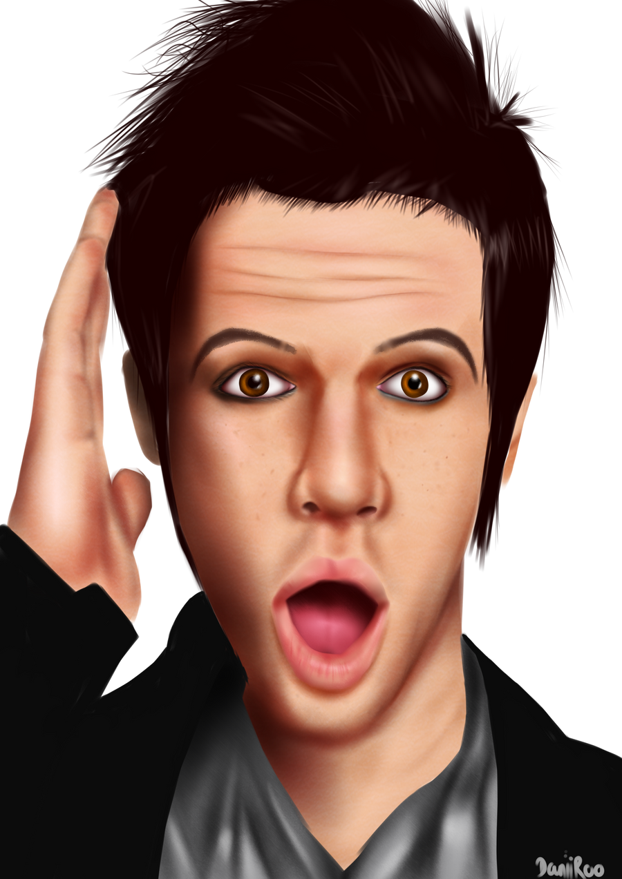 Brendon Boyd Urie By Daniiroo On Deviantart