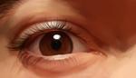 Painting practice: Eye by DaniiRoo